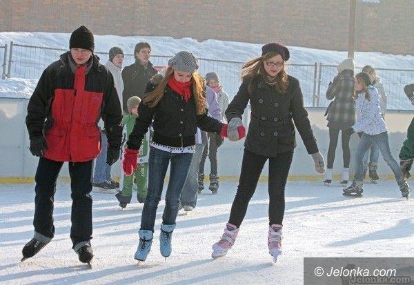 JELENIA GÓRA: Na łyżwy jeszcze w listopadzie?