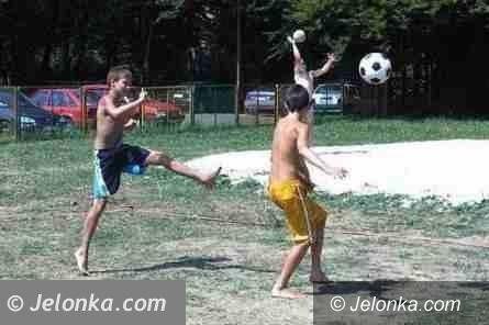 Jelenia Góra: Dwanaści drużyn w Mistrzostwach Jeleniej Góry w Siatkonodze