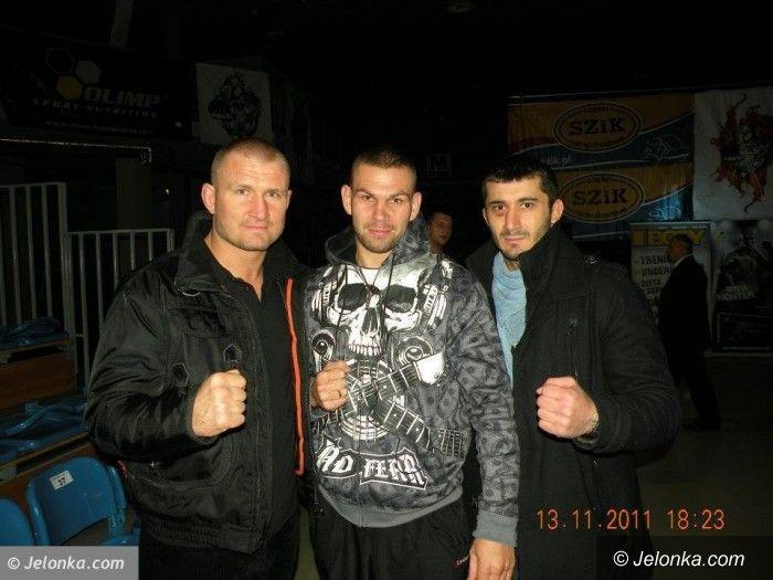 Rzeszów: Zontek w ćwierćfinale zawodów MMA