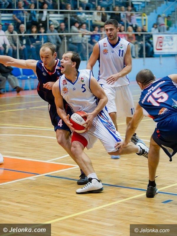 I-liga koszykarzy: Szczecin niezdobyty, ósma porażka Sudetów