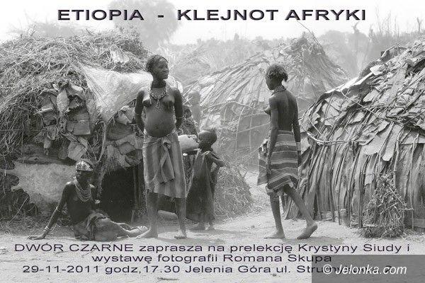 JELENIA GÓRA: Etiopia na Dworze Czarne