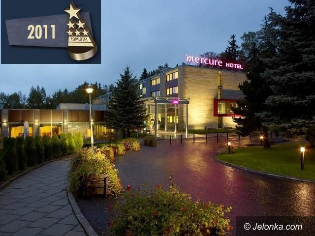 REGION JELENIOGÓRSKI: Mercure Skalny w Karpaczu laureatem Tophotel 2011