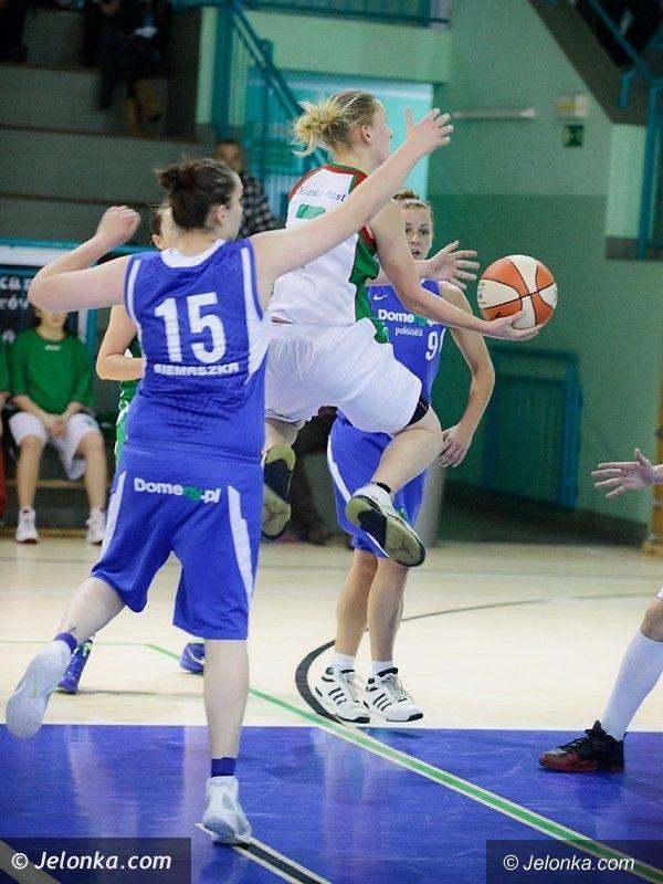 I-liga koszykarek: Kolejna klęska koszykarek, tym razem w Koninie