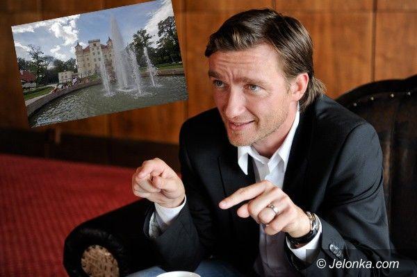 REGION JELENIOGÓRSKI: Euro 2012: Czesi wizytowali bazę hotelową w Wojanowie