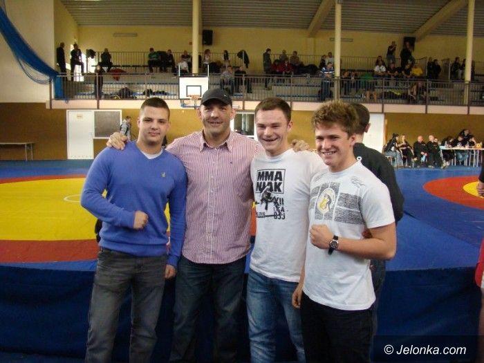 Teresin: Kolejne sukcesy Rio Grappling na zawodach MMA