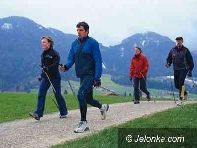 Jelenia Góra: W Jeleniej Górze powstaje grupa Nordic walking