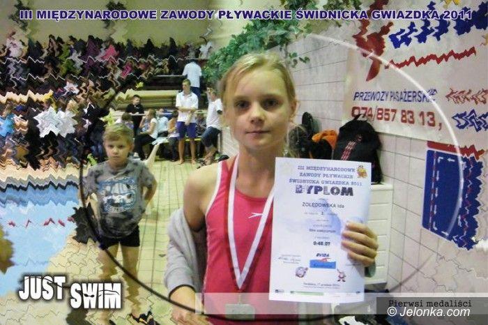 Świdnica: Pływacy MUKP Just Swim w międzynarodowym gronie najlepszych