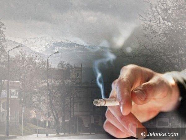 JELENIA GÓRA KRAJ: Miasta wolne od dymu tytoniowego. Czy rzeczywiście?