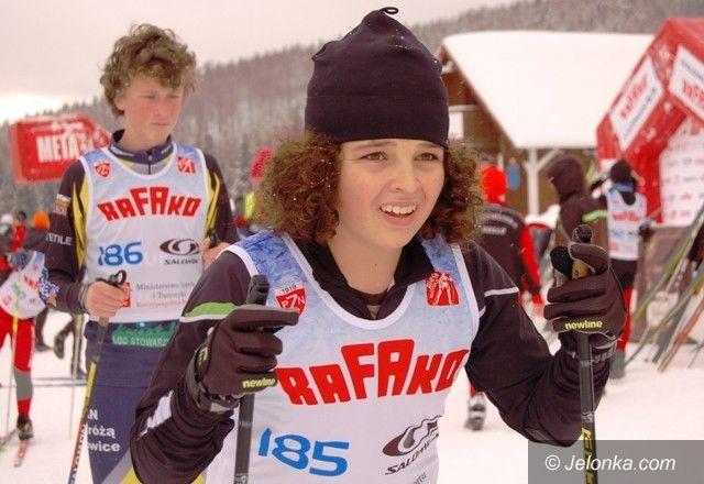 Polana Jakuszycka: Justyna Kowalczyk dekorowała zwycięzców