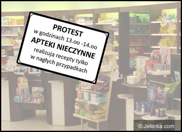 JELENIA GÓRA/KRAJ: Od poniedziałku przez godzinę nie wykupimy recept