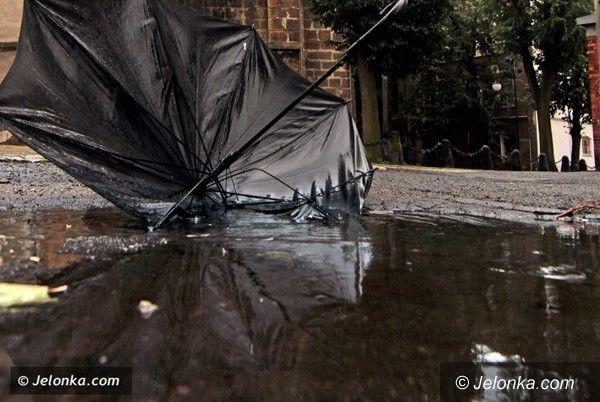 JELENIA GÓRA: Czy zapłacimy podatek od deszczu?