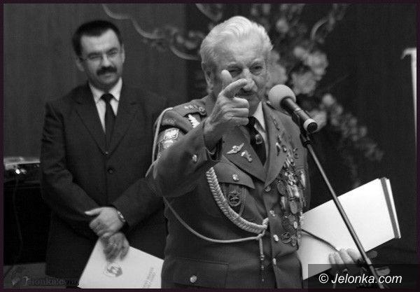 REGION JELENIOGÓRSKI: Zmarł Józef Brandys. Wiarus na wiecznej warcie