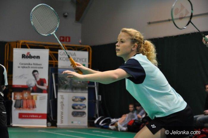 Wrocław: Łukasz Cimosz i Piotr Gajda najlepsi w krajowym turnieju badmintona