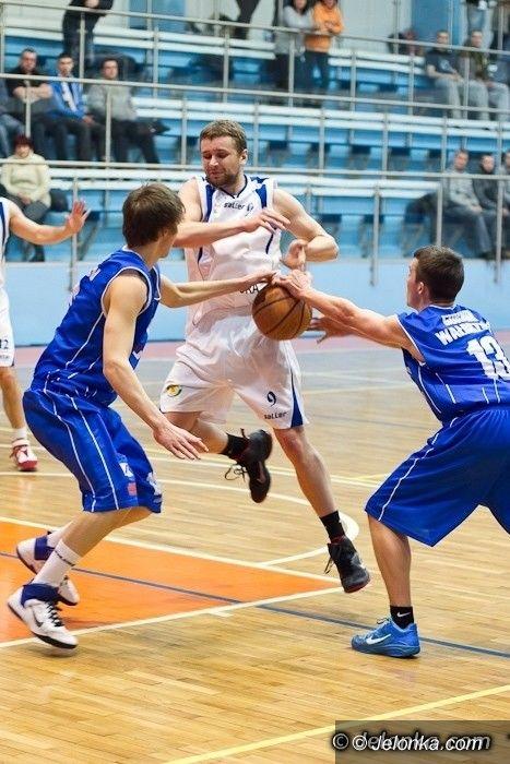 III-liga koszykarzy: Zaległy mecz na zakończenie sezonu