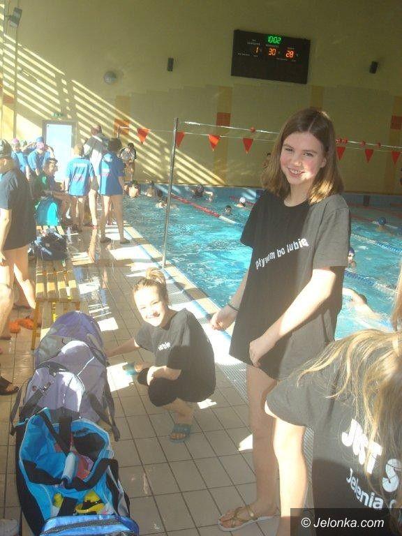 Lubin: Szczęśliwy Lubin dla pływaków MUKP Just Swim