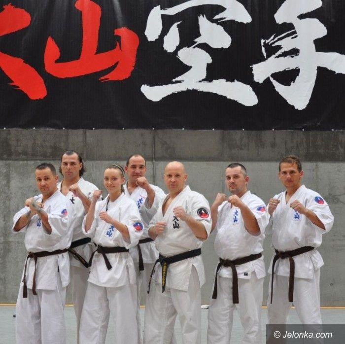 Kraków: Seminarium mistrzowskie Oyama Karate