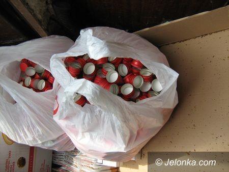 REGION JELENIOGÓRSKI: Mieli 360 litrów alkoholu, 170 kg tytoniu i papierosy. Wszystko bez akcyzy