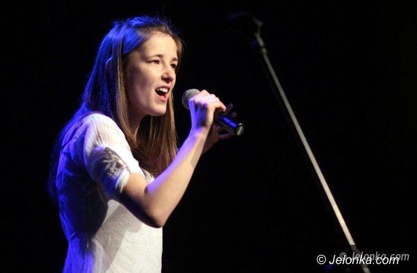 JELENIA GÓRA: Gabriela Kowalewska wyśpiewała pierwsze miejsce