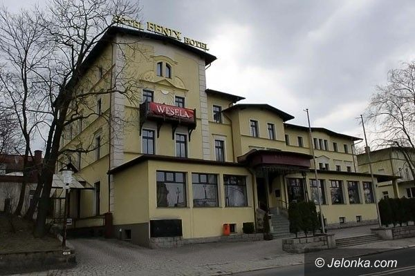JELENIA GÓRA: Hotel FENIX tymczasowo nieczynny