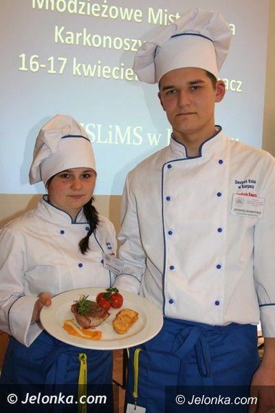Karpacz: Młodzi kucharze w Mistrzostwach Kulinarnych Karkonoszy