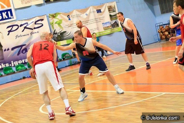 Jelenia Góra: Koszykarze amatorzy w akcji