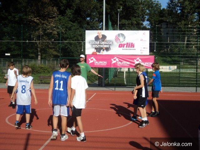 Jelenia Góra: Najlepsze ekipy II Turnieju Orlik Basketmania
