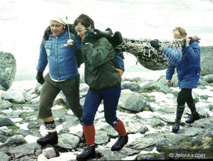 Jelenia Góra: Jubileuszowa wystawa ratownictwa górskiego w Sudetach