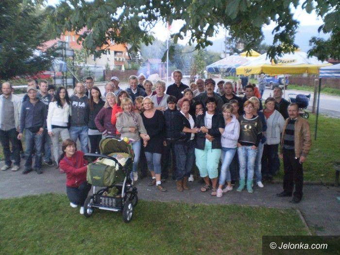 Piechowice - Michałowice: Żegnali lato w Michałowicach