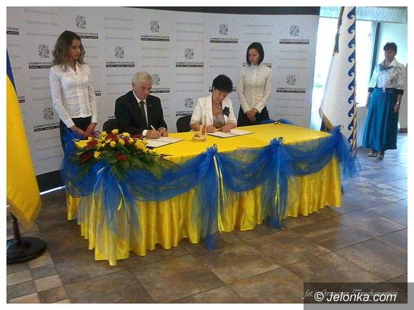 Ukraina: Powiat zdobywa partnerów na Ukrainie