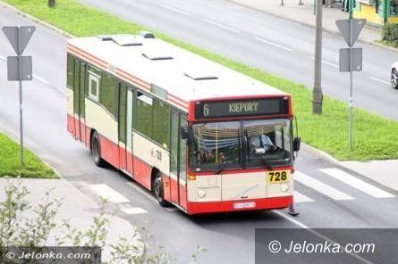 Jelenia Góra: Autobusy MZK pod szczególną ochroną