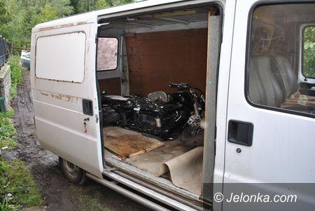 Region: Mieszkańcy Karpacza zatrzymani za kradzież motocykla