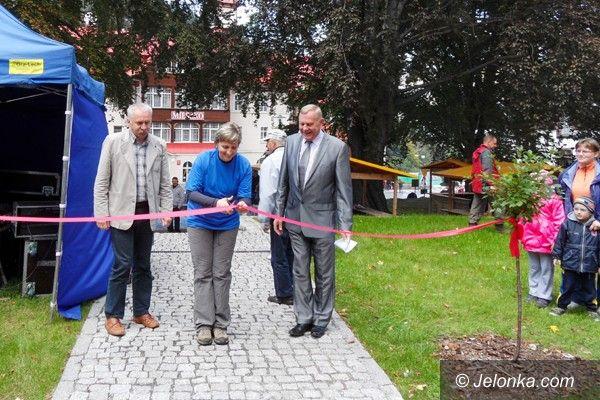 Karpacz: Otwarto zrewitalizowany park pod Śnieżką