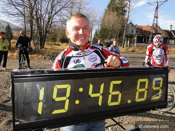 Podgórzyn: 1000 złotych za pobicie rekordu trasy