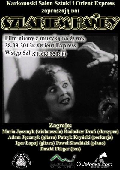 """Jelenia Góra: """"Szlakiem hańby"""" w muzycznej aranżacji w Orient Expressie"""