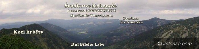 Region: Turystyka po obu stronach Przełęczy Karkonoskiej