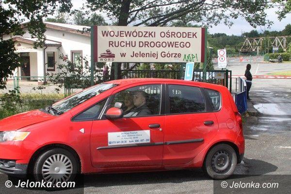 Jelenia Góra: Głuchy telefon w Wojewódzkim Ośrodku Ruchu Drogowego