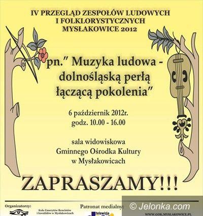 Region: Perełki muzyki ludowej w Mysłakowicach