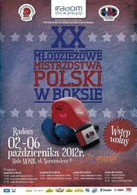 Radom: XX Młodzieżowe Mistrzostwa Polski w boksie: udany początek Irka
