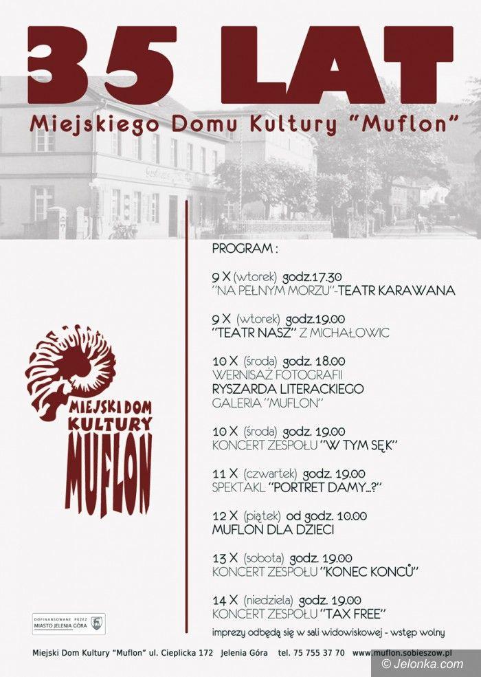 "Jelenia Góra: 35 lat MDK ""Muflon"""