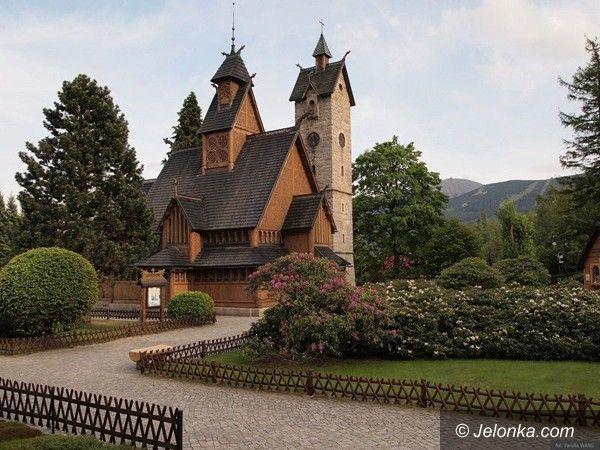 Karpacz: Kościół Wang w konkursie na najlepszą rewitalizację obiektu sakralnego