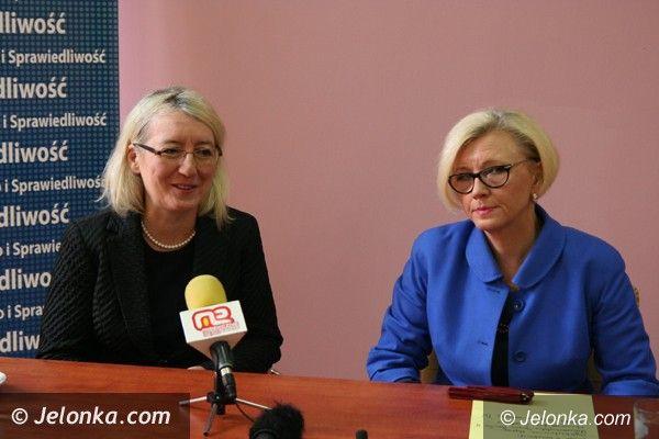 Jelenia Góra: Posłanka Barbara Bubula w Jeleniej Górze: o telewizji cyfrowej i mediach lokalnych