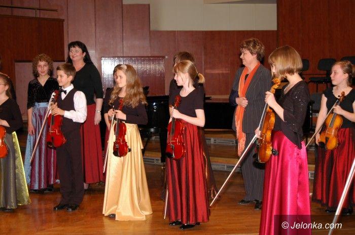 Jelenia Góra: Gratulacje dla Ludmiły Sołowiewicz – zasłużonego nauczyciela, muzyka, wychowawcy