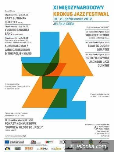 Jelenia Góra: W Jeleniej Górze trwa Międzynarodowy Krokus Jazz Festiwal