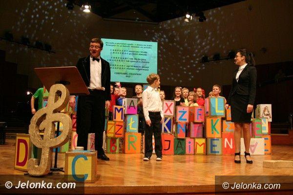 Jelenia Góra: Filharmonia dzieciom. Muzyczna podróż po alfabecie