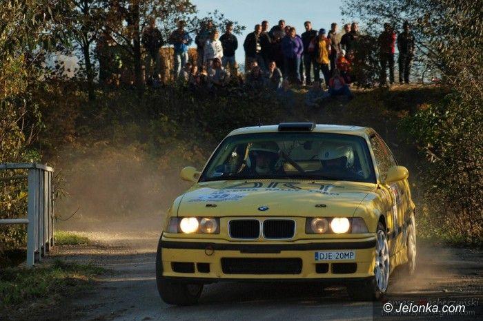 Rajd Dolnośląski: Asterix Rally Team mistrzem Polski w klasie HR!