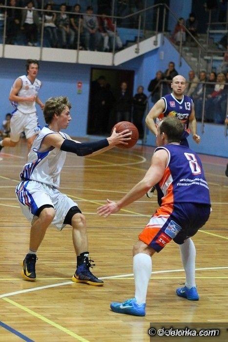 II-liga koszykarzy: Sudety podejmą AZS AWF Katowice