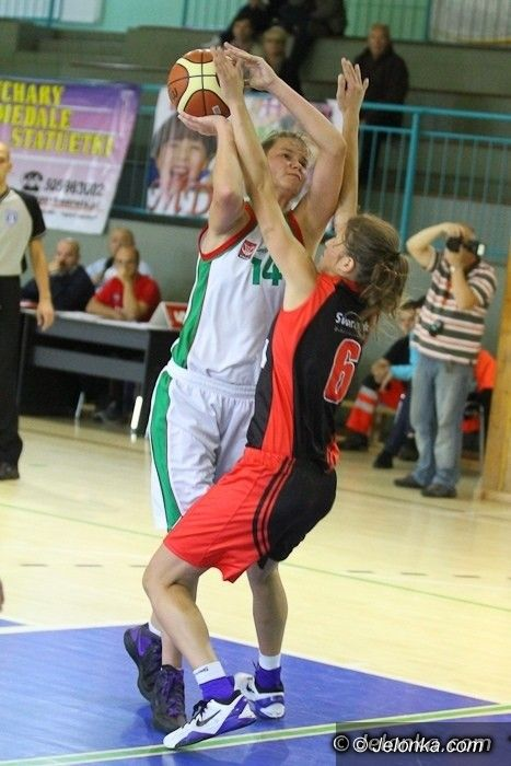 II-liga koszykarek: Tęcza z nagrodami dla kibiców