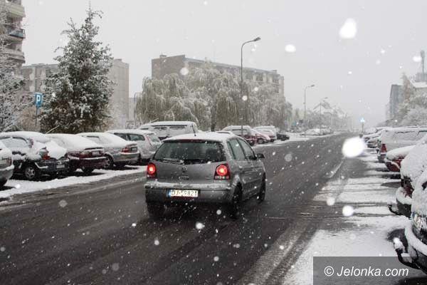 Region: Pierwszy atak zimy i...