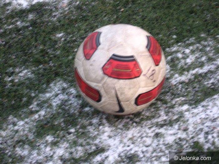 IV-liga piłkarska: Śnieg pokrzyżował plany