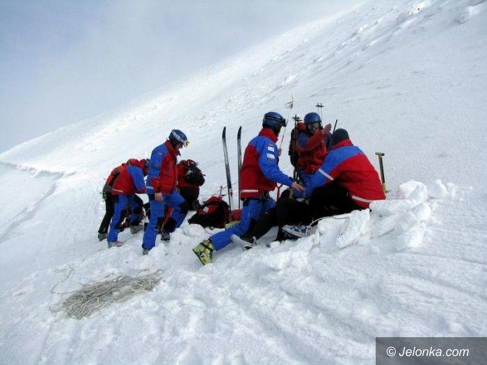 Region: GOPR–owcy uratowali studentów w Górach Izerskich
